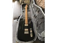 Fender Telecaster Blacktop with hardcase