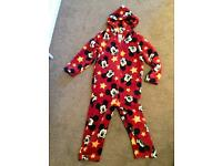 Micky Mouse onesie