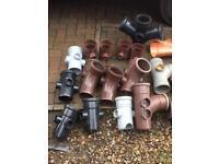 Drainage,soil pipe,plumbing,builder,tbranches etc