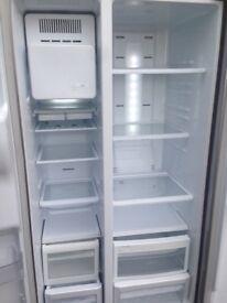 Samsung American fridge freezer....Ex display free delivery