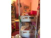 Toddler beds x2 or toddler bunk beds