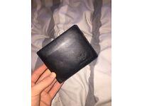 Georgina Armani wallet