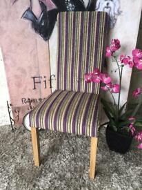 New Single Dining / Bedroom Chair