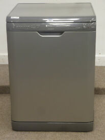 HOTPOINT AQUARIUS DISWASHER FDW60 SILVER GREY. DISMANTLED FOR SPARES
