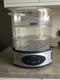 Breville 3 tier steamer