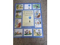 Winnie The Pooh Collection Hardback Book