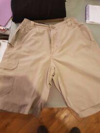 Mans Karrimor Shorts