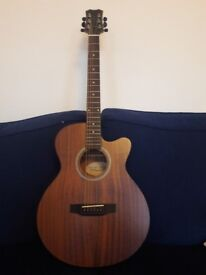 James Neligan Acoustic Guitar - Excellent condition with case