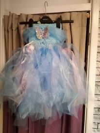 Girls princess dress - Elsa/Cinderella