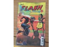 3d Cover Flash Comic New Brand