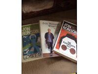 Jon Ronson books