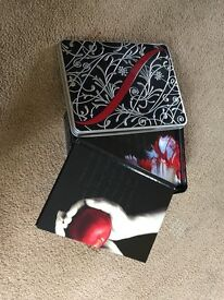 Twilight Book Collection and notebooks
