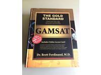 The Gold Standard GAMSAT 2017