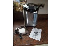 A NEOSTAR ELECTRONICS 3.5 litre HOT WATER DISPENSER, C/W INSTRUCTIONS