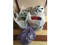 Girls Clothes Shoes Trainers and Bags Bundle Joblot Bootsale