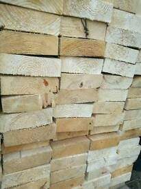 6 x 2 Rough Sawn Timber - Various Lengths