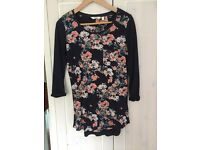 Women's Fatface floral top size 8. Great condition.