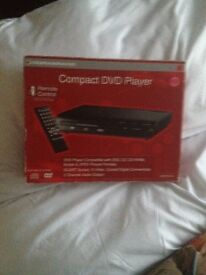 Compact DVD PLAYER