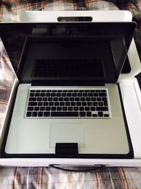 Apple MacBook Pro (15-inch, 2.2 GHz Intel Core i7, Late 2011)