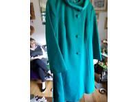 Vintage dress and jacket