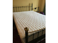 Dorma Tencel Blend King Size Memory Foam Mattress Topper