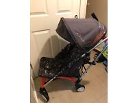 Gorgeous urbanite buggy with raincover