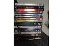 15 DVD bundle with free book