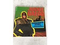 Judge Dredd - Ferguson's story
