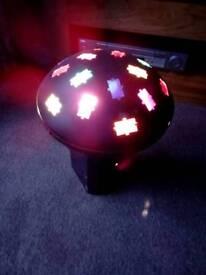 Electric disco light