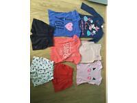 Girl clothes age 4-5