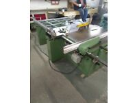 For Sale: Wadkin Bursgreen 3 phase table saw