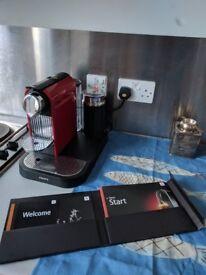 NESPRESSO citiz & milk coffee maker / machine