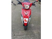 Honley Oliver 102cc Cheap Motorbike