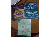Organic chemistry Clayden Bruice experimental