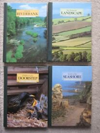 Four Readers Digest Hard Back The Living Countryside Nature Books; 2 for £5.00