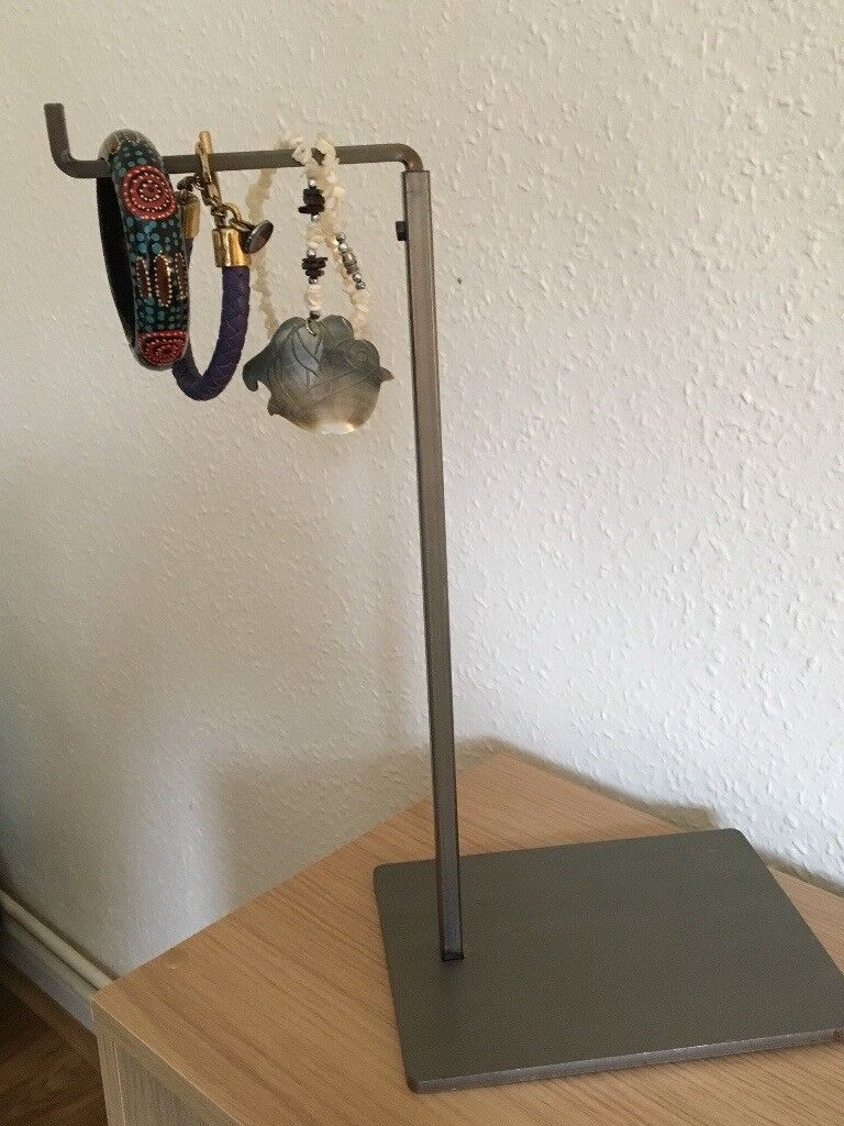 Metal Accessories Holder Jewellery Stand