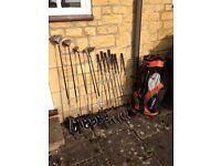 Set Fazer X9 Golf Clubs