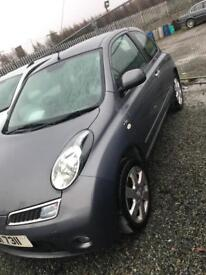 2010 Nissan micra ONLY 20000 genuine miles