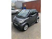 Smart Car Convertible Great Condition Perfect Summer Car Matt Grey