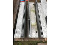 3m of concrete slot drain industrial strength