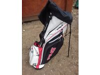 Ping series 4 golf bag full working condition general wear great bag