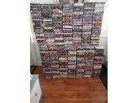 MASSIVE BUNDLE OF 810 DVDS