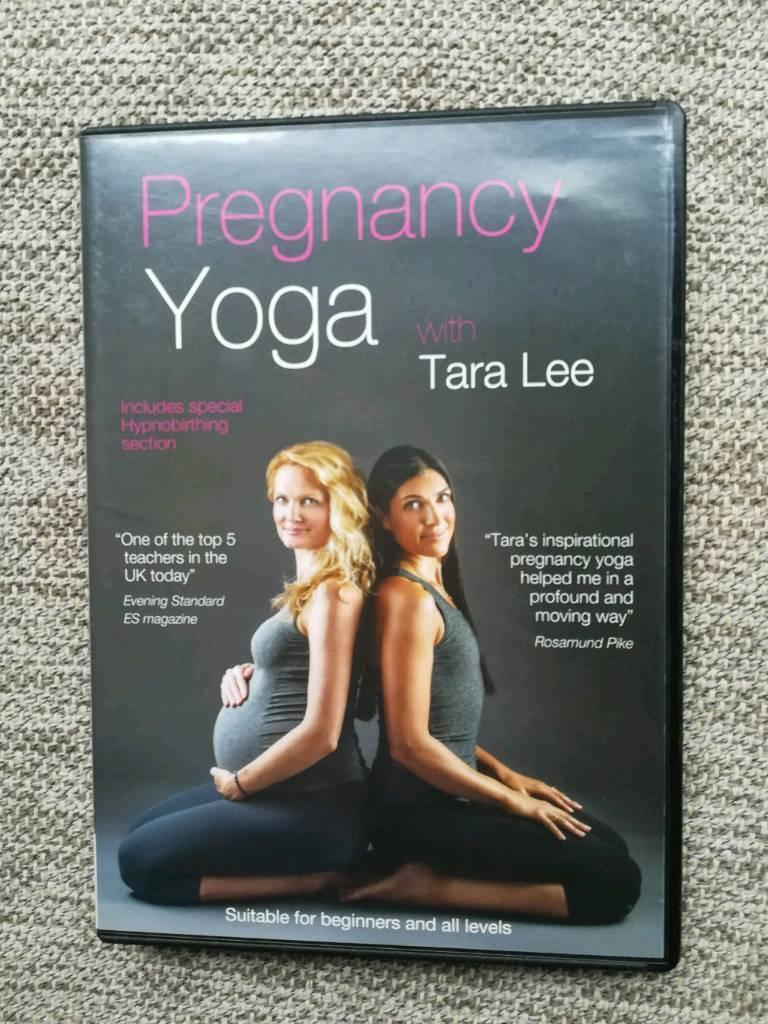 Tara Lee Pregnancy Yoga DVD