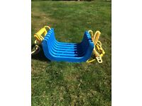 Baby swing 3 in 1 seat