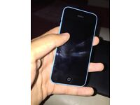 USED APPLE IPHONE 5C - COLOUR: BLUE - 16GB - UNLOCKED