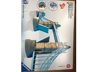 3D Ravensburger Puzzle London Bridge