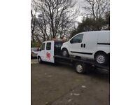 Fiat ducato revovery truck cheap and cheerful