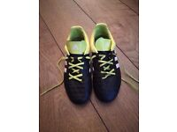 Adidas Ace 15.4 FG boots size 5