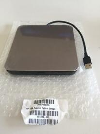 HP USB External optical storage