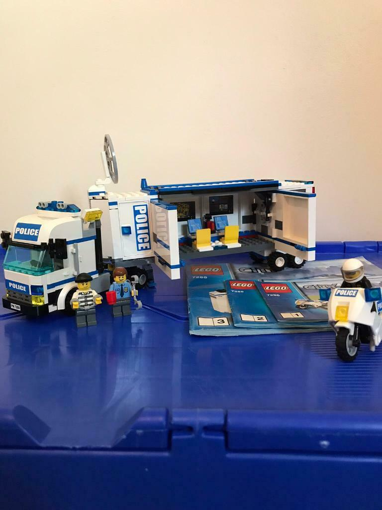 Lego City Mobil Police Unit In Rogerstone Newport Gumtree